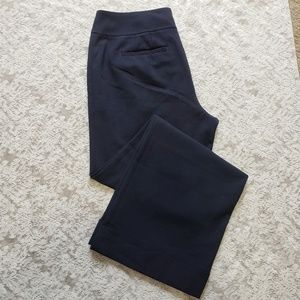 Deep Navy Trousers